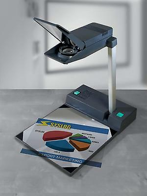 New 2502 Overhead Projector Transparencies DIN A4 with Special Coating Batch