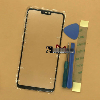 For Oneplus 6 Replacement Part Front Outer LCD Screen Glass