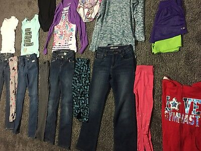 lot of girls clothes size 12