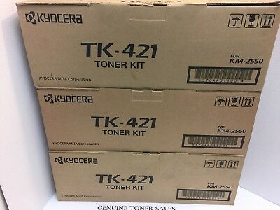 Kyocera Tk-421 For Km-2550 Toner Kit