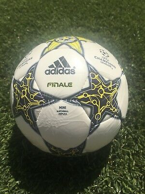Adidas Mini Champions League Finale 12 Soccer Ball Size 0 - Made in China