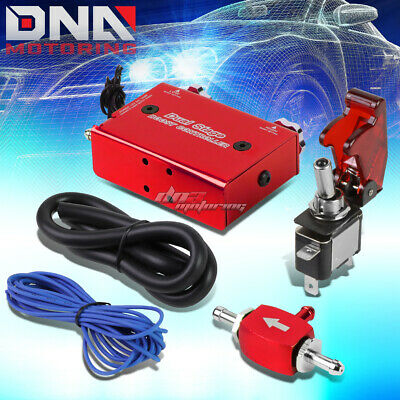 For Honda Acura Turbo Dual Stage Manual Boost Bypass Controller Universal Gold