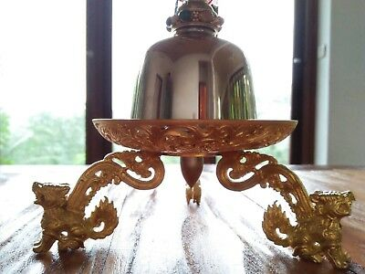 Balinese temple bell & stand package