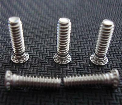 6#-32 Stainless Steel Flush Head Self Clinching Threaded Studs Fastener #Z411 ZY