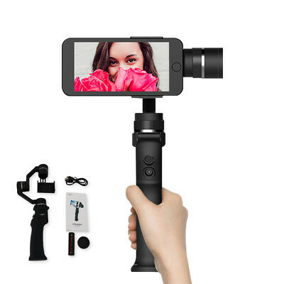Eyemind 3-Axis Handheld Gimbal Stabilizer for Smartphone IPhone Samsung Gopro