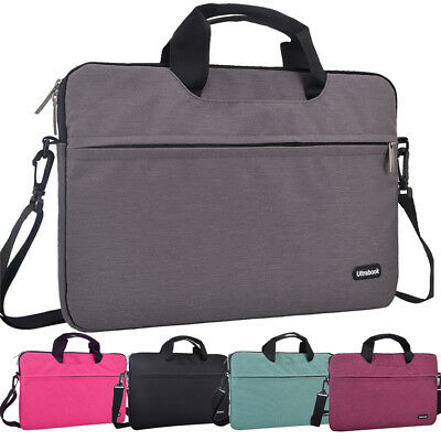 Laptop Sleeve Bag 15.6 14 13 12 11.6 inch Notebook Shoulder Messenger Bag Case