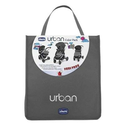 Chicco Urban Colour pack anthracite