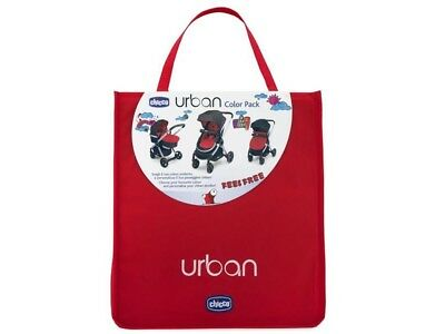 Chicco Urban Colour pack Red Wave