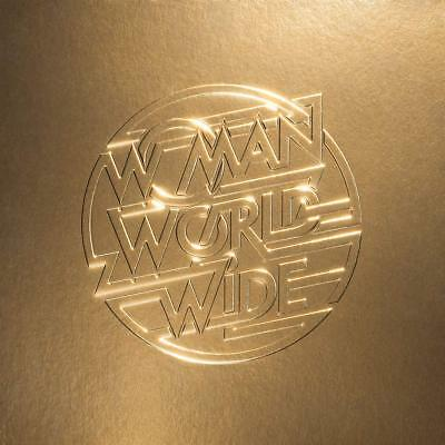 Justice - Woman Worldwide [CD] Sent Sameday*