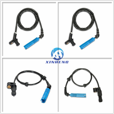 ABS Wheel Speed Sensor  Front Rear Left Right For BMW E46 316 318 320 325 330