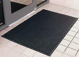 150cm x 90cm  Heavy Duty Strong Entrance Rubber Door Mat Safe Anti Slip Doormats
