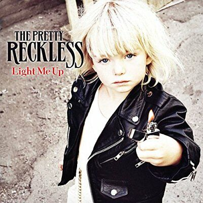 The Pretty Reckless - Light Me Up [CD]