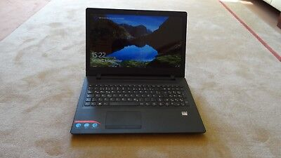 "Lenovo IdeaPad 110-15Acl 1.8 Ghz 15.6"" 1366 x 768pixels Black Notebook"