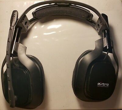 Astro A40 Headset Only Black. Mic Does Not Work. For PC, PS4, Xbox One