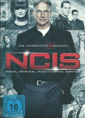 NCIS -  Staffel Season 14  Neu & OVP Navy CIS