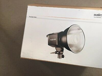 walimex Continuous Lighting Daylight 250S, 5400K, E27 lamp socket