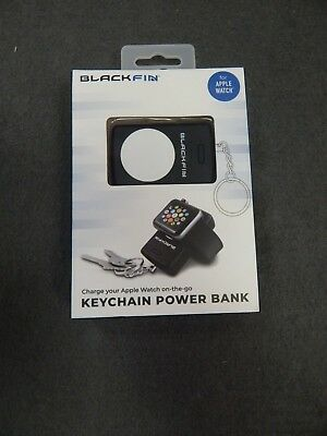 Brand New Blackfin Keychain Power Bank For Apple Watch Series 1 2 3