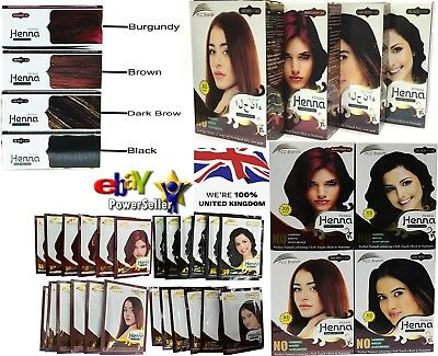 INDIAN HENNA - Eagles And Herbul Brand - Hair Colour Dye - 5 ...