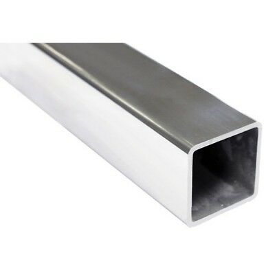Mild Steel Box Section  Square Tube 2cm x 2cm / 20mm x 20mm  , 2mm wall