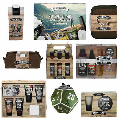 Man's Stuff By Technic Gift Sets, Perfect Christmas Gift Bath and Toiletries