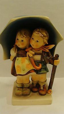 """Vintage Adorable Hummel Figurine #71 38 STORMY WEATHER W. Germany, 6"""" Tall"""