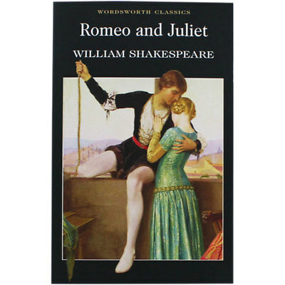 Romeo and Juliet - Wordsworth Classics by William Shakespeare, Books, Brand New