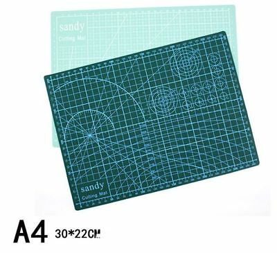 A4 / A5 Durable Cutting Mat Non Slip Cutter Board Pad Craft Tool Protect Table