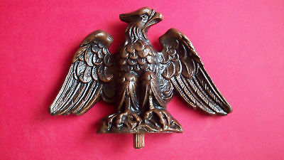 EAGLE finials CROWNS THE CLOCK VIENNA BECKER LENZKIRCH nr. 1