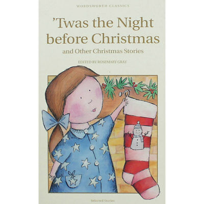 Twas the Night Before Christmas and Other Christmas Stories, Books, Brand New