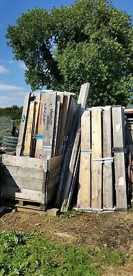 Pallet collars AND EURO PALLET