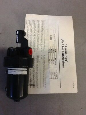 Air Line Master Power Lubricator 1/4 22025 M9 250