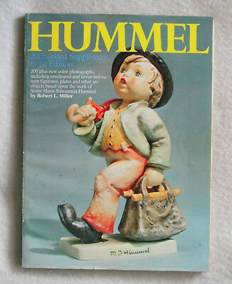 Hummel Authorized Supplement to 1st Edition by Robert L Miller (1979 Paperback)