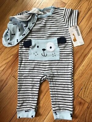 0aa0dfb9e10c CARTERS BABY BOY Dinosaur One Piece Romper - 6m New With Tags ...