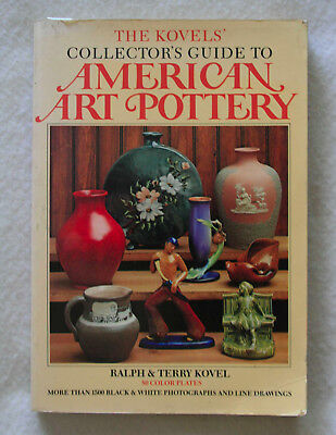 The Kovels' Collector's Guide to American Art Pottery (1975 Paperback)