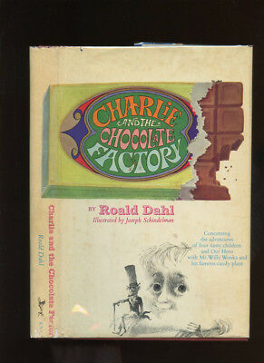 Dahl, Roald: Charlie and the Chocolate Factory HB/DJ 1st/Early