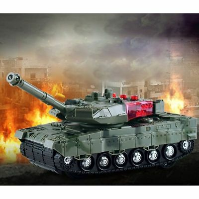 RC Car Tank Remote Control Model Car Armoured Vehicle for Teenager Kids Children