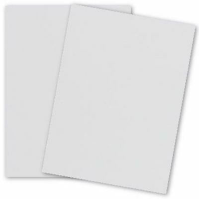 Plike White 8-1/2-x-11 Cardstock Paper 25-pk - 330 GSM (122lb Cover) PaperPapers