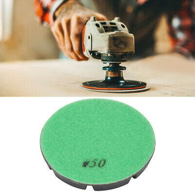 4inch 100mm Wet Diamond Polishing Pads Disc  for Stone Granite Marble Concrete