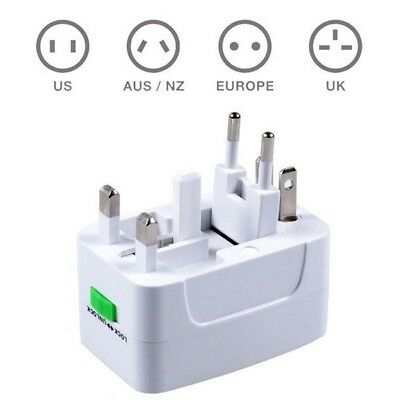 Electric Plug Socket Adapter Universal Travel Socket Power Charger Converter