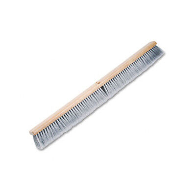 """Boardwalk Gray Flagged Polypropylene Brush Head 36"""" Commercial Cleaning Brushes"""