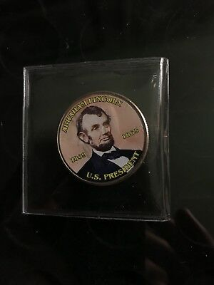 abraham lincoln half dollar