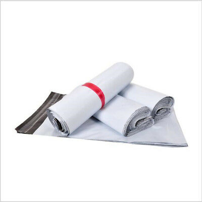 White Mailing Bags Small Medium Large Extra Strong Seal Post Parcel Packaging