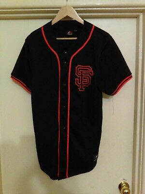 San Francisco Giants Majestic athletic Small Jersey