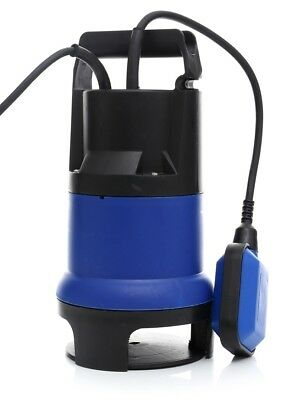 Submersible Sewage Dirty Water Deep Well Pump 1150W 10500 L/h Pond Swimming Pool