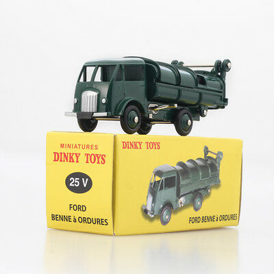 Dinky-atlas toys 1:43 Diecast 25V ford poussière panier mint boxed collcetion