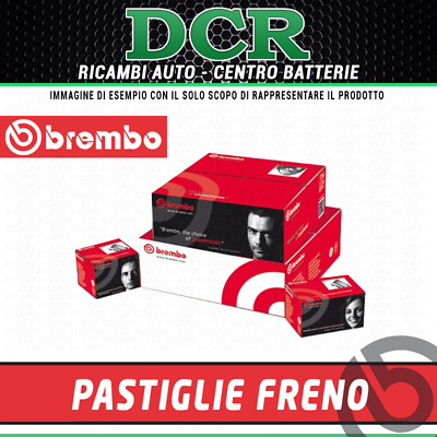 Kit pastiglie BREMBO P23097 FIAT PANDA (169_) 1.2 Natural Power 44KW 60CV