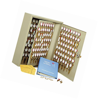 MMF Industries Dupli-Key Two-Tag Cabinet for 90 Keys (201809003)