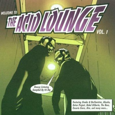Hed Kandi - The Acid Lounge: Vol. 1 (2 X CD ' Various Artists)