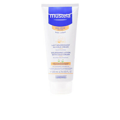 Cosmética Mustela unisex BÉBÉ nourishing lotion with cold cream PS 200 ml
