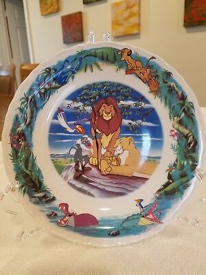 Disney's The Lion King Collector Plate